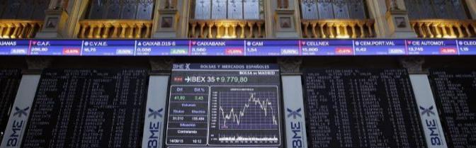 Ibex, Bolsa de Madrid