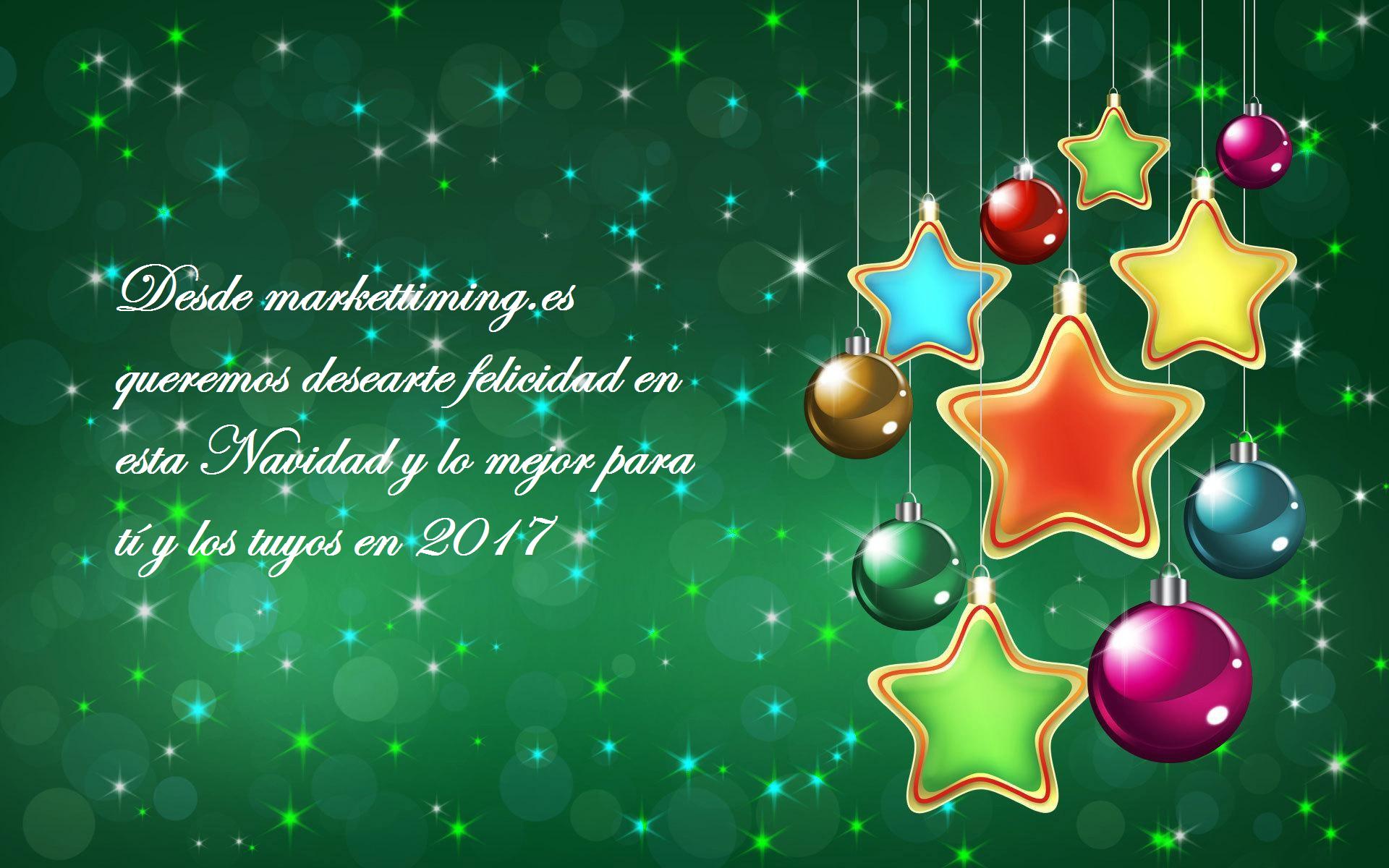 Feliz Navidad | Market Timing