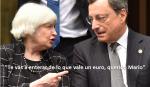 Draghi y Yellen